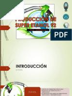 Bioetanol 92 presentación