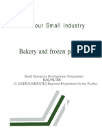 Small Scale Bakery