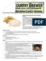 Microsoft Word - How to Make Candy Sugar