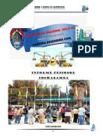 Informe Feicobol Cochabamba Bolivia