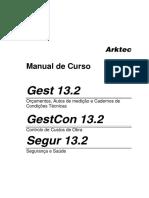 Manual de Instruções de Gest.Controlo de Custos+Segur