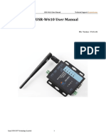 USR-W610-User-Manual-V1.0.1.01