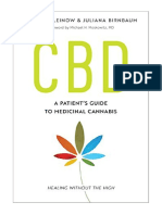 [2017] CBD by Leonard Leinow | A Patient's Guide to Medicinal Cannabis--Healing without the High | North Atlantic Books