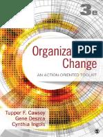 Organizational Change (1)