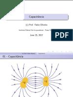 336926-Civil - 2017 - Fisica II - Cap 04 - Capacitancia