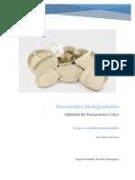 Desechables Biodegradables