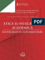 Etică și integritate academică