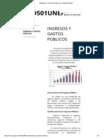 Ingresos y Gastos Públicos - Add501unefa