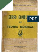 Curso Completo de Teoria Musical