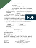 Transfer of Rights_coronado