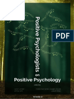 3.1 Positive Psychologists on Positive Psychology 2nd Vol. - p4