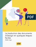 La traduction des documents InDesign en quelques étapes faciles