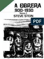 Lima Obrera 1900 - 1930
