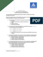 Examen Final Economia de Lo Publico II Virtual