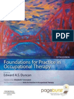 Edward A.S. Duncan - Foundations for Practice in Occupational Therapy-Churchill Livingstone (2012).epub