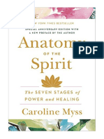 [1996] Anatomy of the Spirit by Caroline Myss | The Seven Stages of Power and Healing | Harmony