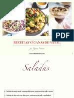 Livro Saladas