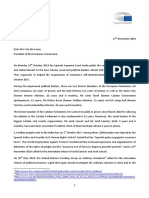 19.11.27_Letter Von Der Leyen_Catalan PrisonersDEF