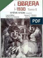 Lima Obrera 1900 - 1930 Tomo II