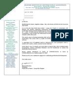 Picpa 2019 September 6 7 Seminar Invitation Letter