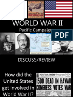 WWII - Pacific Campaign