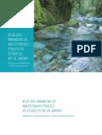 Livro Atlas Dos Mananciais de Abastecimento Do Estado Do Rio de Janeiro