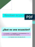 RESOLVER ECUACIONES.pptx
