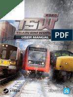 Train Sim World 2020 User Manual En