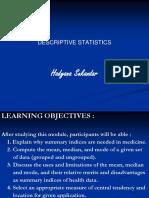 DESCRIPTIVE + HYPOTHESIS
