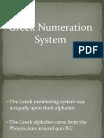 Greek Histo