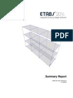Summary Report TB