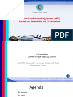 Advance Aircraft Satellite Tracking System Introduction
