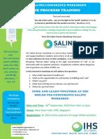 Saline Flyer