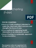 2019 Focus Charting FDAR