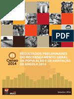 Censo de Angola 2014