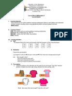 Lesson Plan_solve Routine