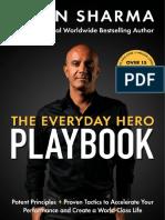 The everyday hero Playbook