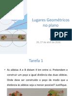 9-Lugares Geometricos