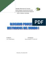 GLOSARIO NÈSTOR GONZÀLEZ