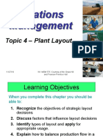 Chapter 4 Plant Layout