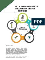 Guia de La Herramienta Design Thinking