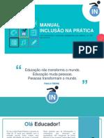 Manual de Inclusão na Prática