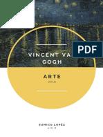 Vincent Vang Gohg y Obras