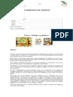 Cuadernillo de trabajo Lectura, Expresión Oral y Escrita