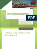 Tallere de FDMRLP Agosto