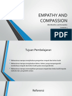 1. Emphaty and Compassion - Blok 1.3