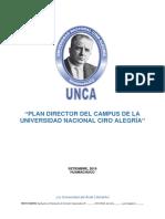 Plan Director - Capitulos i y II