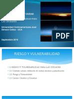 Presentacion Vulnerabilidad y Riesgos Sep 2019