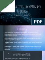 edu210 - learning disablity presentation