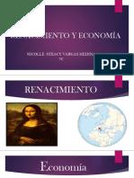 Renacimiento y Economía